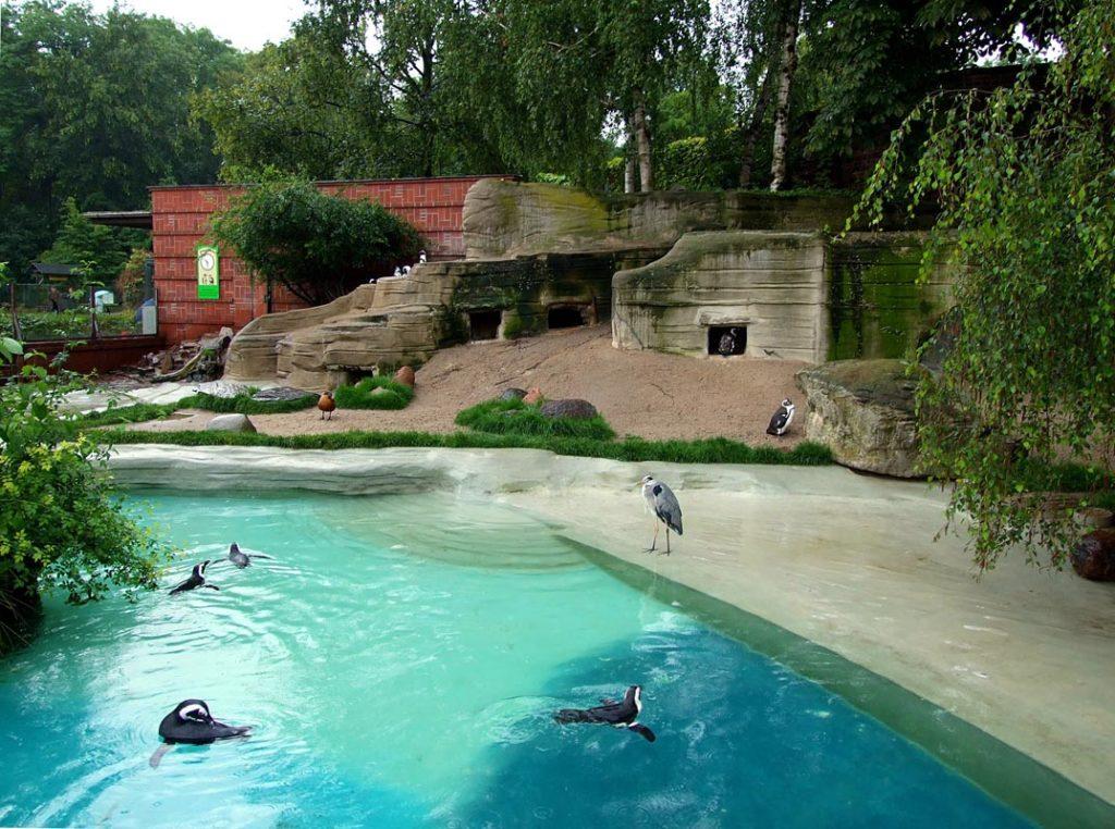 Зоопарк Лейпцига