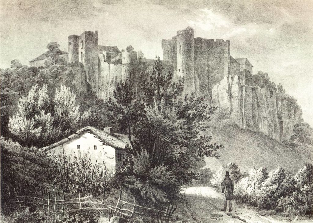 Долина семи замков Люксембурга